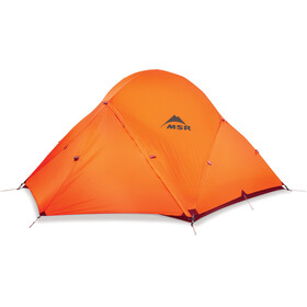 MSR Access 3 Tent orange/white